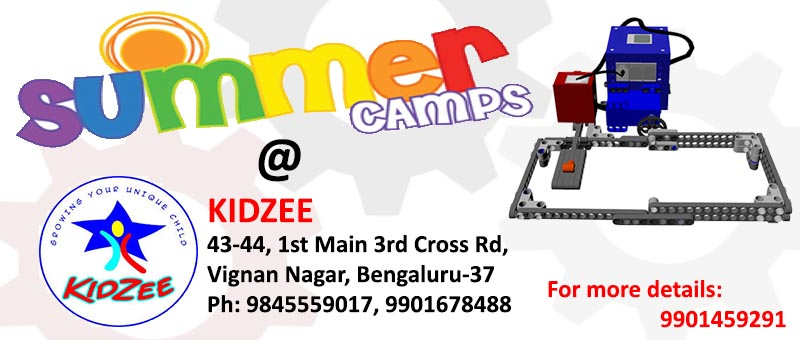 summercamp-kidzee